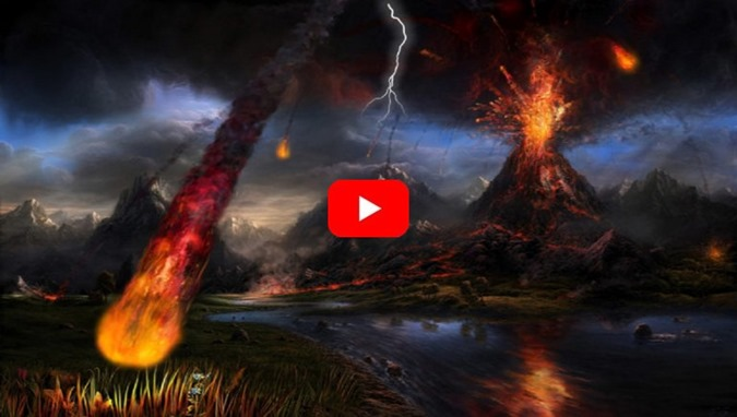 O perigoso aumento da atividade vulcânica da Terra