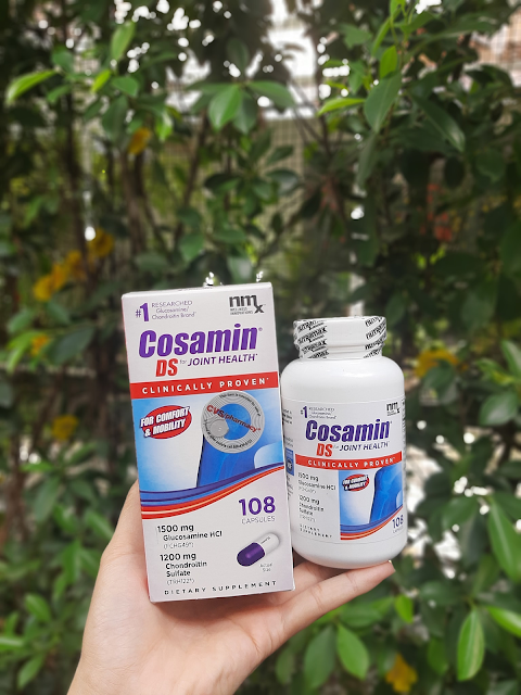 Viên uống bổ khớp Cosamin DS For Joint Health