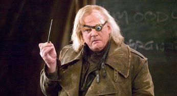 """Quiz – Duvidamos que você saiba tudo sobre Alastor """"Olho Tonto"""" Moody de Harry Potter"""