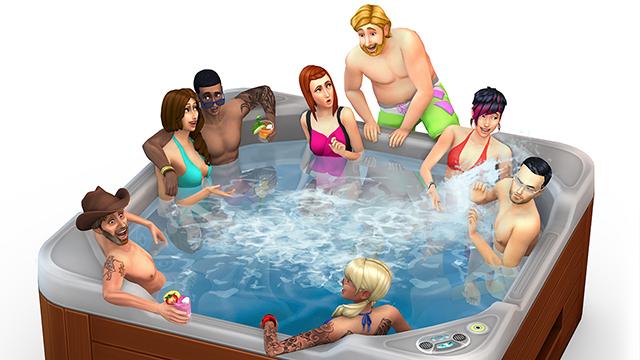 De Sims 4 Perfecte Patio Accessoires
