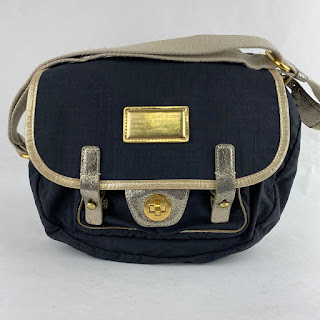 Marc by Marc Jacobs Rip Stop Messenger Bag