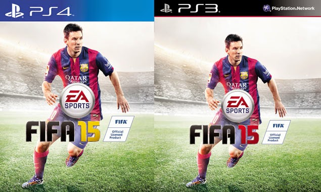lionel messi-fifa-fifa 15-world cup-ps3-ps4-juego de futbol