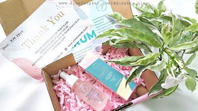 Serum Ycha Beauty, Aman Untuk ibu hamil dan menyusui juga loh