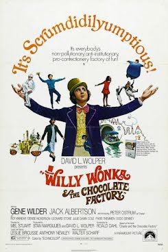 Un mundo de fantasía - Willy Wonka and the Chocolate Factory (1971)