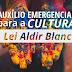 FJA PRORROGA PRAZOS PARA EDITAIS DA LEI ALDIR BLANC RN