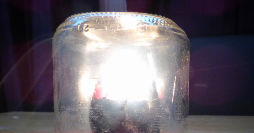 An Ordinary Life Step By Step Make Your Own Diy Light Bulb