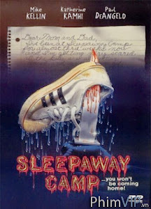 Trại Hè Kinh Hoàng - Sleepaway Camp poster