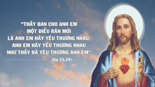 Yêu người như Chúa