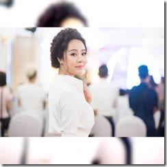 Nữ hoàng sắc đẹp 2014 duyên dáng làm giám khảo_InstaBlurrr