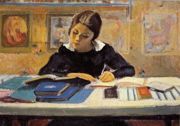 Jean Puy - Study