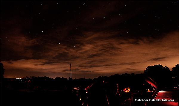 Marató Messier 2013 & Cometa Panstarrs SANTUARI+PINOS+2013