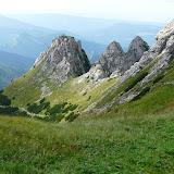 samotna wędrówka w Tatrach, po 30 latach trzeba coś podsumować i zastanowić się co dalej...
