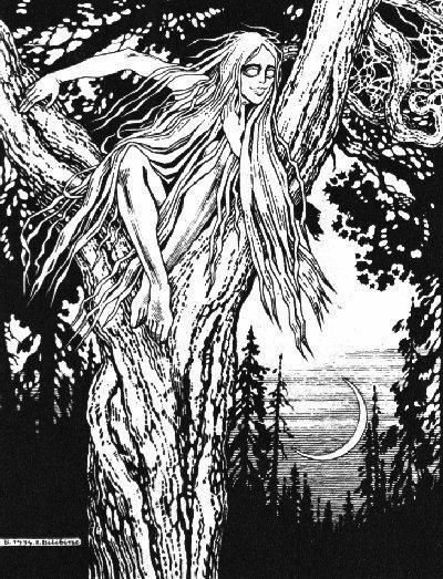 Rusalka, Gods And Goddesses 5