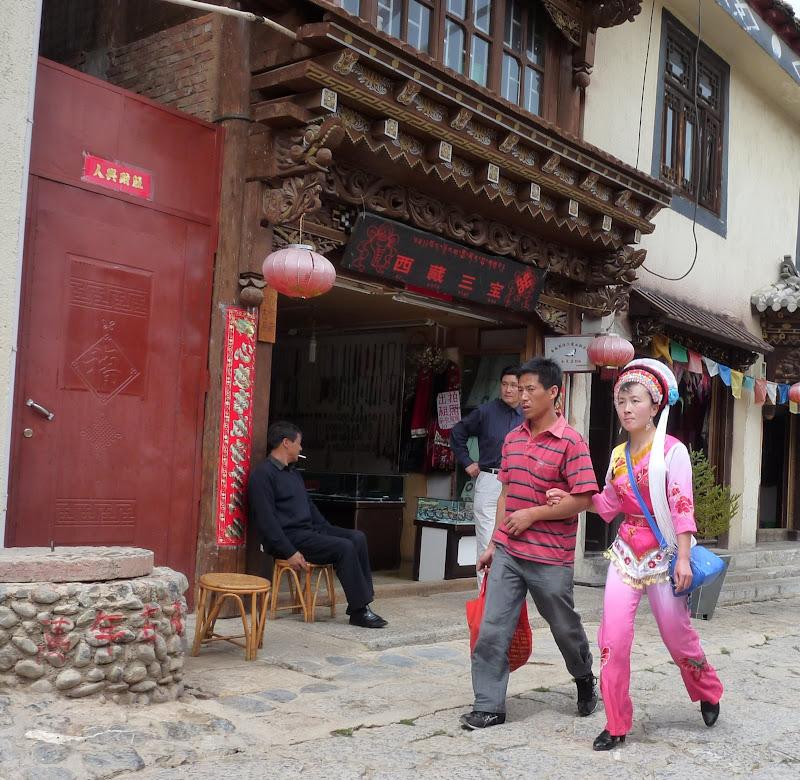 Chine . Yunnan .Lijiang puis Shangri la - P1250572.JPG