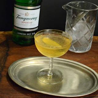 Classic Gin Martini.