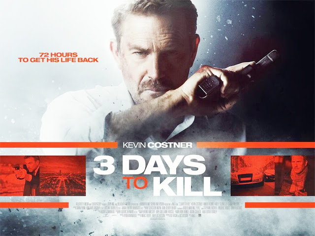 3 Days To Kill Wallpaper