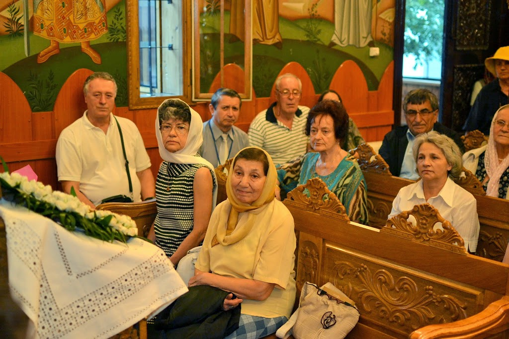 Jertfa muceniceasca a Sfintilor Martiri Brancoveni cu Costion Nicolescu - (10)