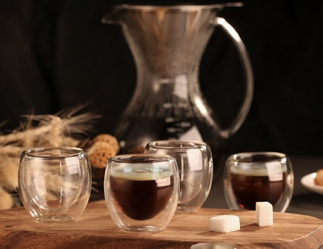 Drink a Perfect Cup of Coffee with Double Wall Cups