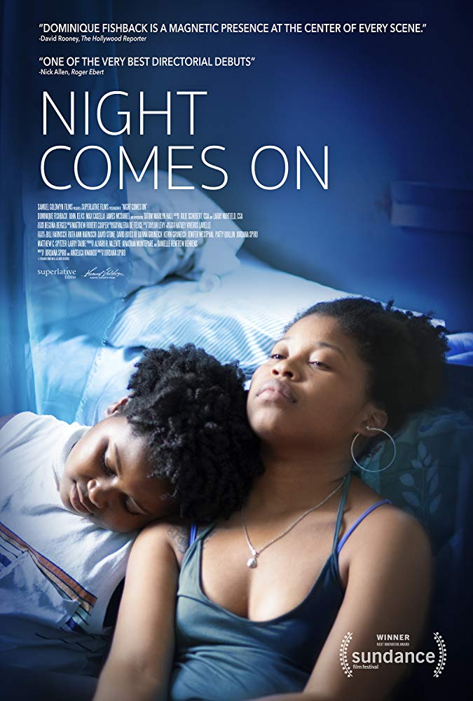 Movie Download: Night Comes On (2018)