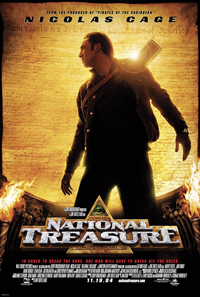 Download National Treasure (2004)