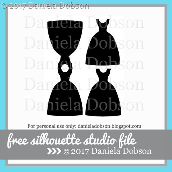 Dress by Daniela Dobson