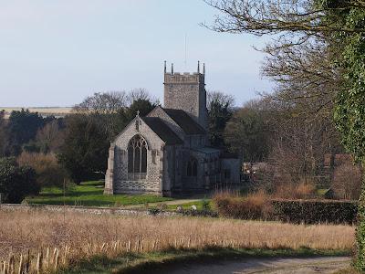 All Saints church, Burnham Thorpe