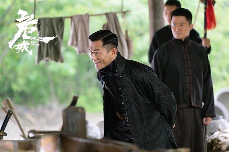 The Deadly Reclaim China / Hong Kong Movie