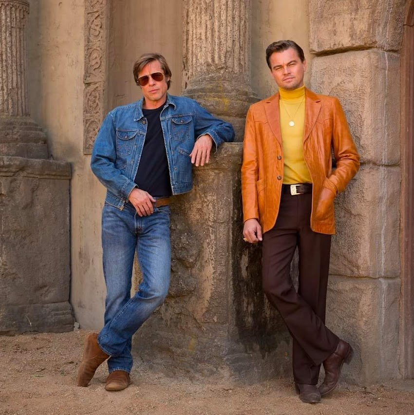 Once Upon a Time in Hollywood: ecco la prima foto di DiCaprio e Brad Pitt sul set