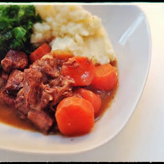 Beef and Oxtail Stew.