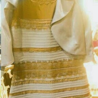 The White And Gold Dress instagram, twitter profile