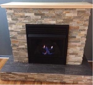 Make fix test gas fireplace mantel and surround gas fireplace mantel and surround teraionfo