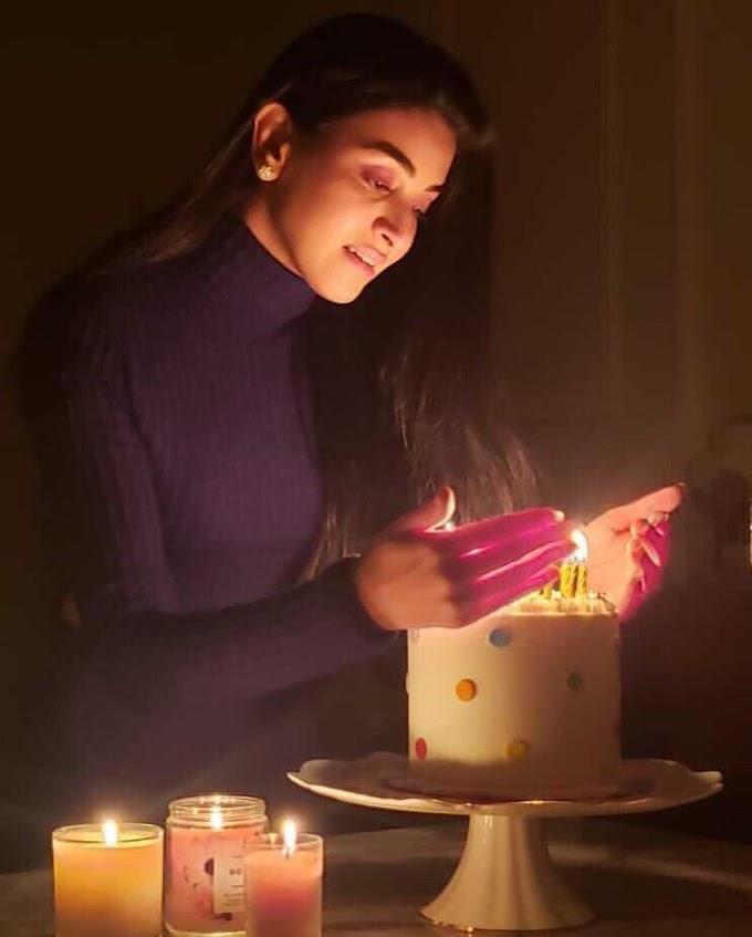 Anmol Baloch's Birthday Photos from Her Instagram