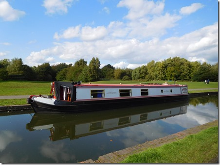 15 moored at windmill end