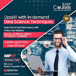 Learn Data Science using Python Course