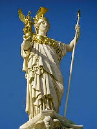 December 1St Day Of Pallas Athene