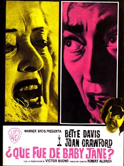 ¿Qué fue de Baby Jane? - What Ever Happened to Baby Jane? (1962)