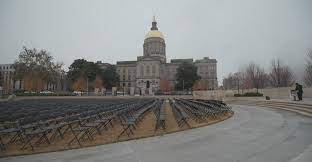 State Capitols Are Empty - Who Is Running The States?