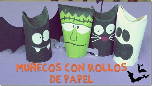 halloween manualidades rollo higienico (2)