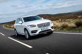 Volvo reveal the new XC90