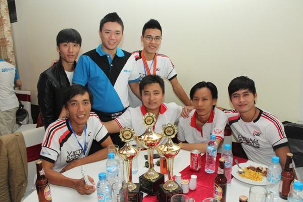 VEC 2013 kết thúc vòng chung kết quốc gia 4