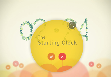 The Starling Clock