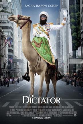 Kẻ Độc Tài - The Dictator (2012)
