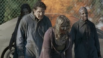 """Making of The Walking Dead: Episode 714, """"The Other Side"""""""
