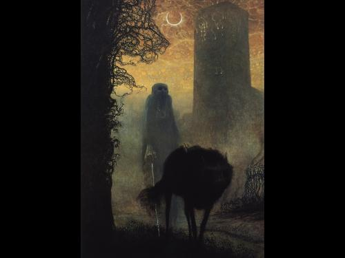 Zdzislaw Beksinski Death, Death