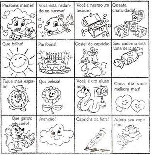 Royalty livre Frases Para Agenda Escolar Educação Infantil