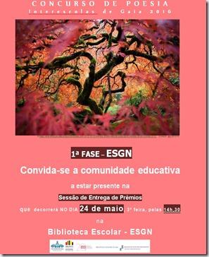 convite ESGN