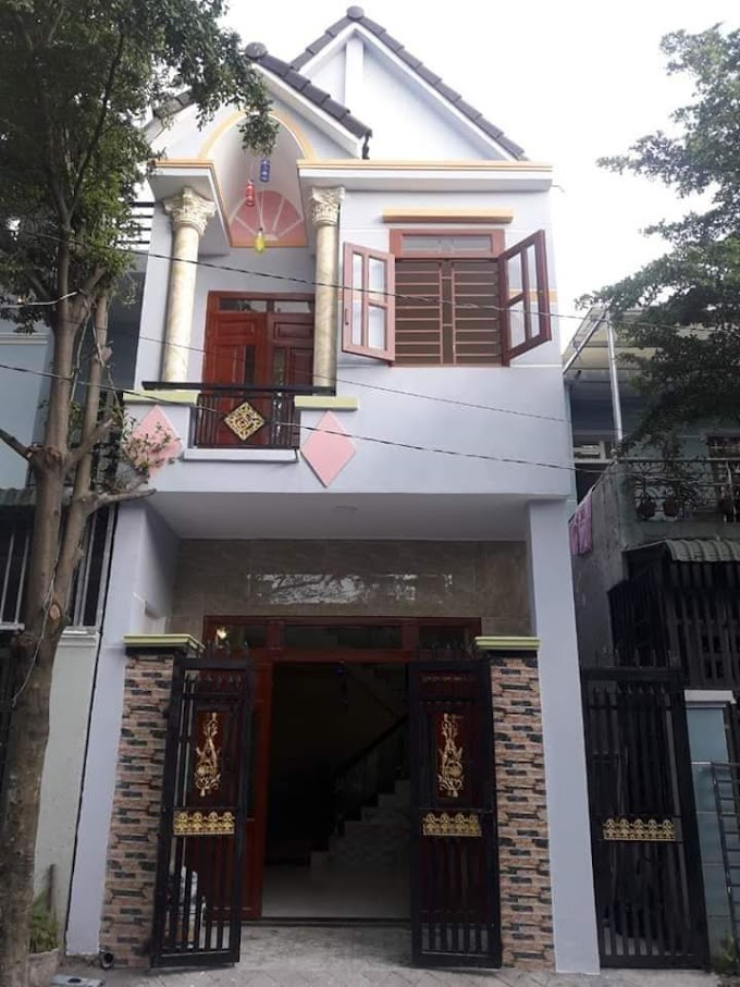 Cần bán nhà lầu trệt gần ngã tư Bình Chuẩn, Thuận An, Bình Dương.