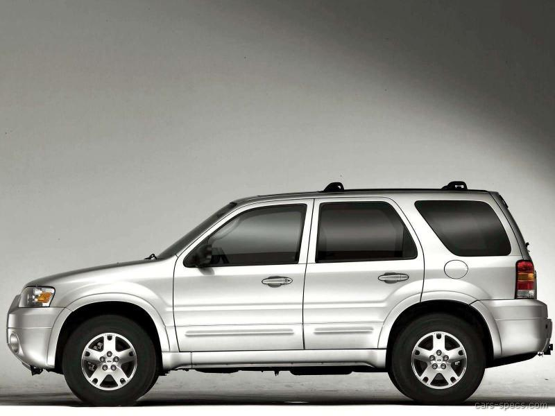 2001 ford escape suv specifications pictures prices. Black Bedroom Furniture Sets. Home Design Ideas