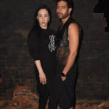 OIC - ENTSIMAGES.COM - Ada Zanditon and Nik Thakkar at the LCM s/s 2016: Ada x Nik- party in London 13th June 2015   Photo Mobis Photos/OIC 0203 174 1069