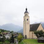 Familienwallfahrt von Virgen nach Obermauern - Dekanat Matrei im Osttirol - 07.10.2012